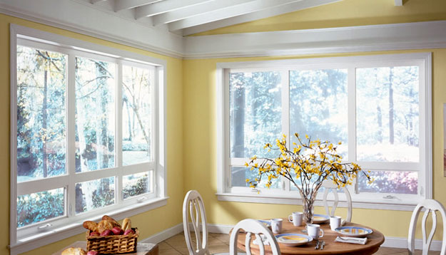 Corner Room Windows