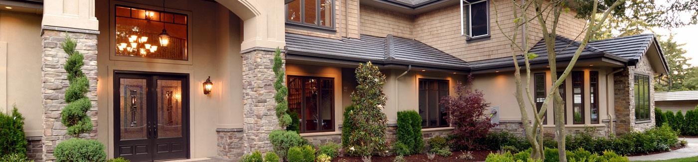 Fancy Home Exterior