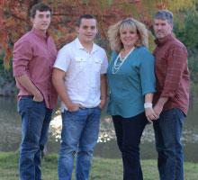 Mark Shepard Family